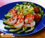 Салат по-средиземноморски