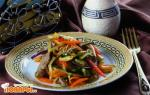 Австрийский пряный салат