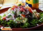 Кипрский салат с брокколи