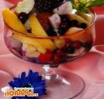 Абрикосовый салат по-нижегородски
