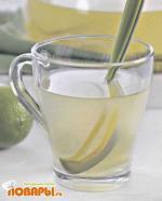 Имбирный тодди с лимоном