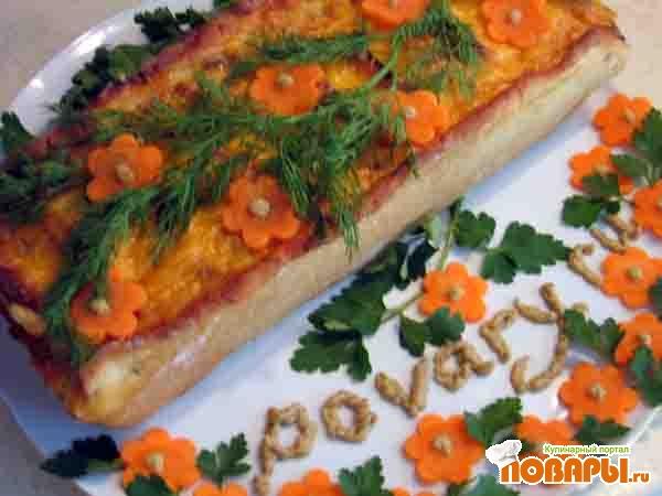 Рецепт Картофельная феерия