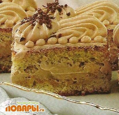 Рецепт Кофейные тортики