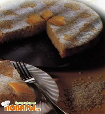 Рецепт Рисовый торт