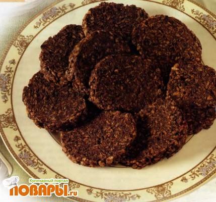 Рецепт Десерт из воздушного риса