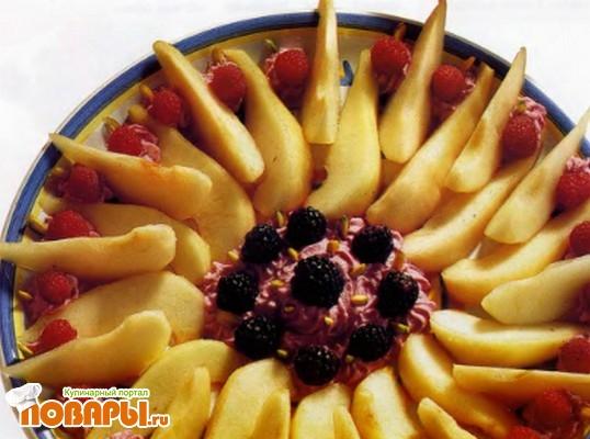 Рецепт Композиция из фруктов