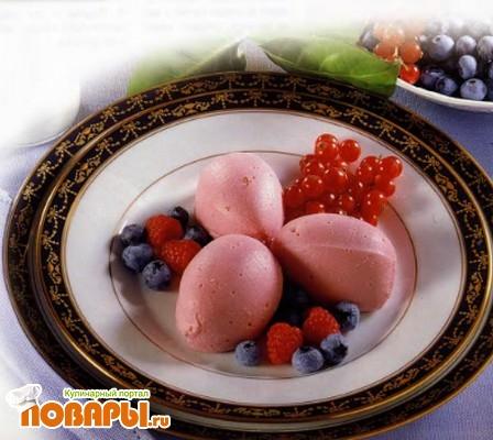Рецепт Мороженое с йогуртом