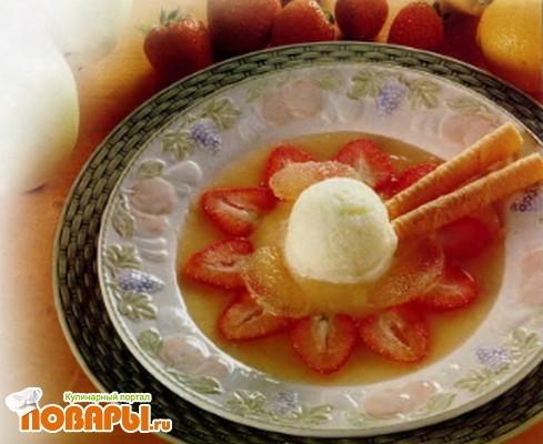 Рецепт Весенний десерт