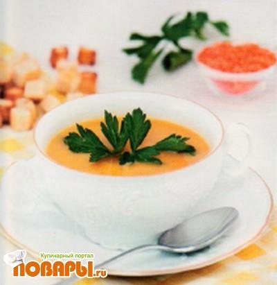 """Рецепт Суп """"Конти"""""""