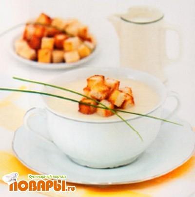 "Рецепт Суп ""Дюбарри"""