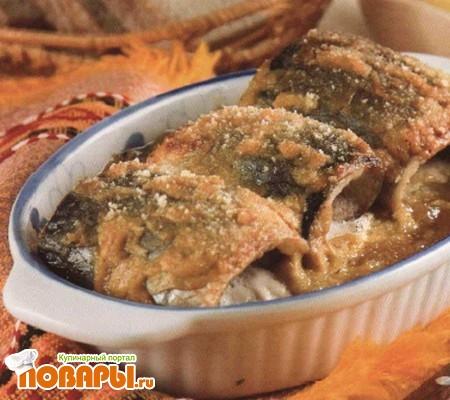 Рецепт Рыба в горчичном соусе