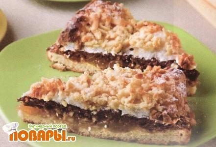 каракум пирожное рецепт