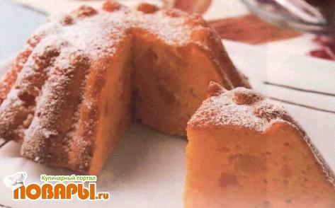 """Рецепт Кекс """"Оранжевое настроение"""""""