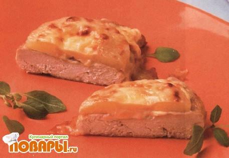 "Рецепт ""Пицца"" с ананасом"