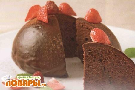 "Рецепт Торт ""Шоколадка"""