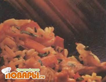 Рецепт Свинина в арахисовом соусе