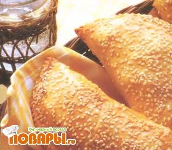 Рецепт Пирожки с курицей и грибами