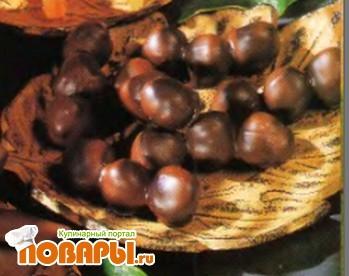 Рецепт Три орешка в шоколаде