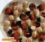 Глазированные фрукты