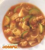 Кукины суп по-французски