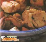 Тушеная рыба по-португальски