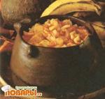 Соленая треска по-ямайски