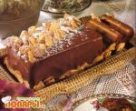 Чайный бисквитный торт