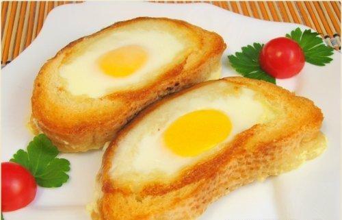Рецепт Бутерброд сюрприз