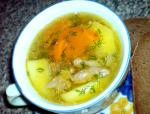 Картофельный суп «Деревенский»