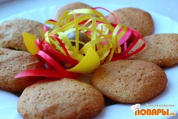 Рецепт Кабачковое печенье