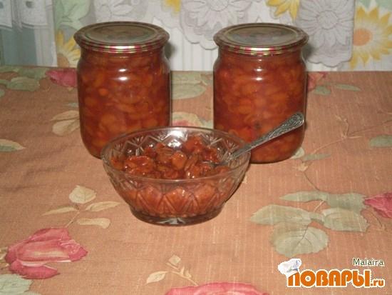 Рецепт Варенье с черешен