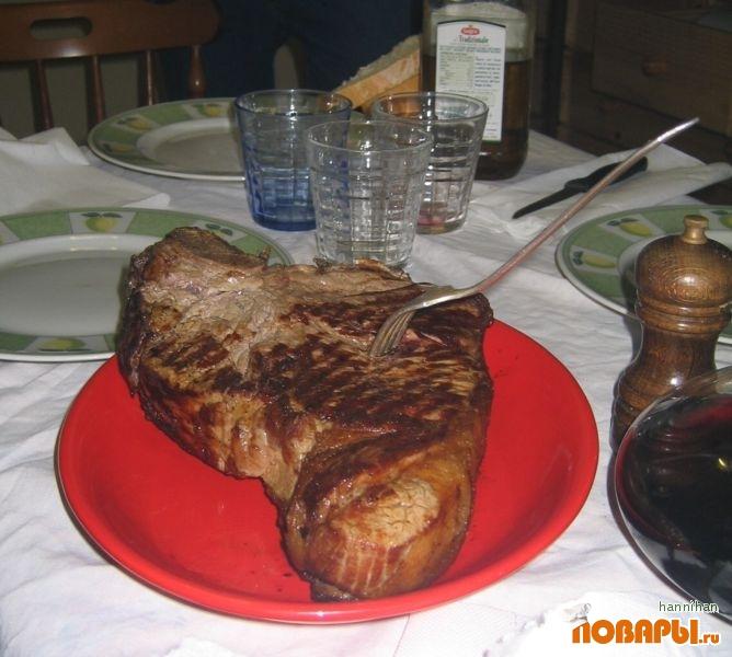 Рецепт Ti-Bon стейк