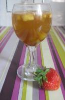 Яблочно - тыквенное желе с ананасом