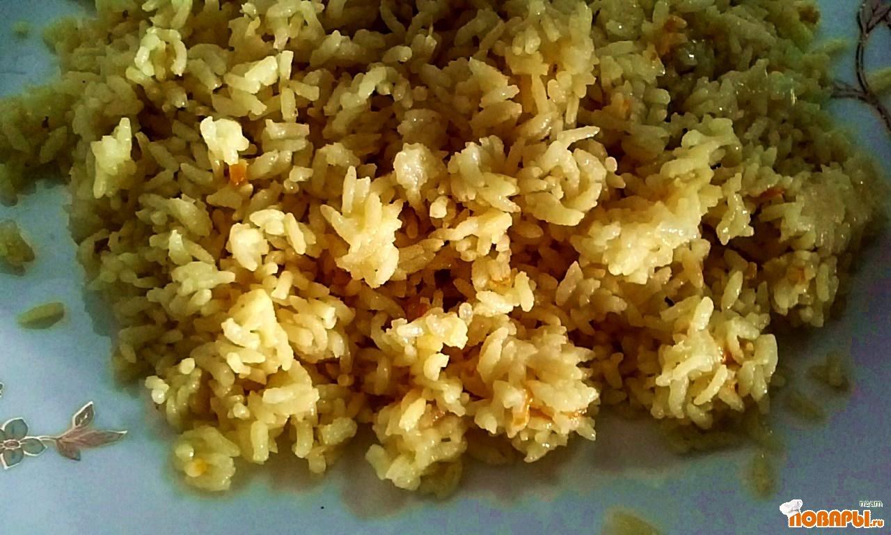Рецепт Бириани с луком и морковью