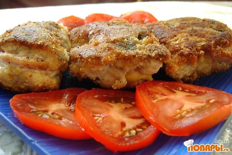 Рецепт Скумбрия с сыром