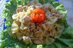 Семга в сливочном соусе