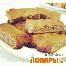 Рецепт Ореховые батончики