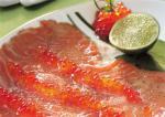 Карпаччо из рыбы