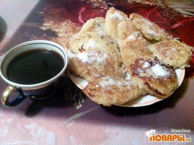 Рецепт Карпатские кремзлыкы