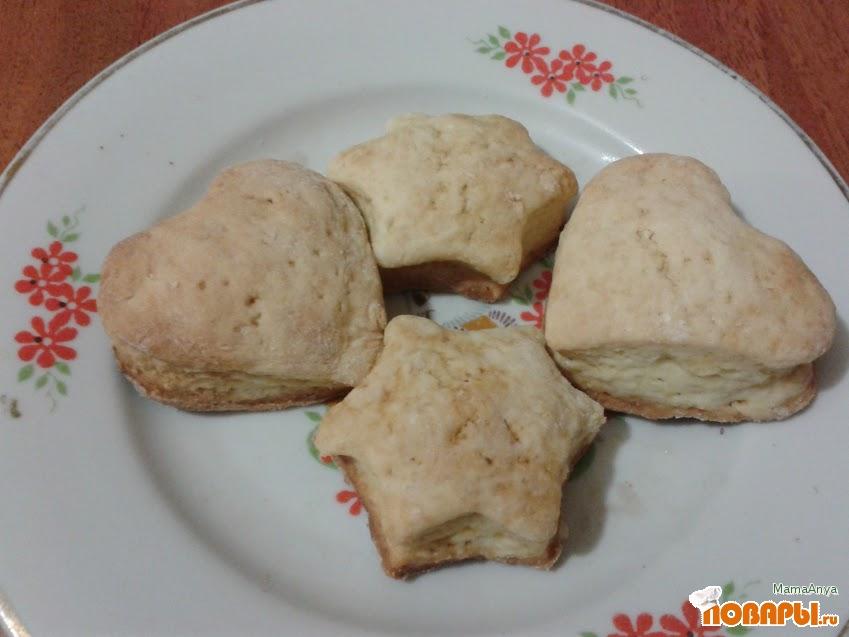 Рецепт Печенье для маленьких детей