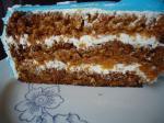 Морковный пряный торт(никто никогда не догадается, что там морковь)