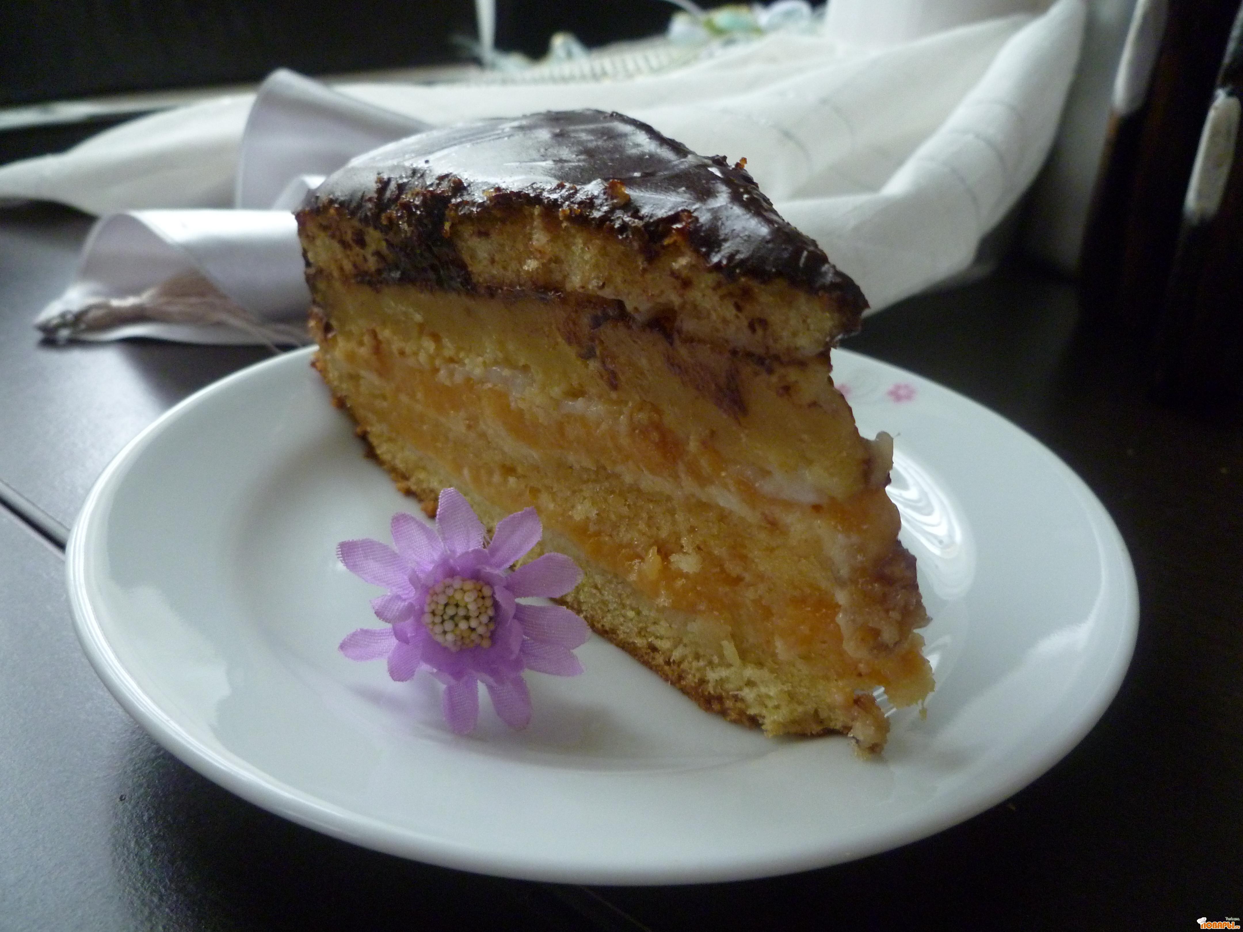 Пирожное белочка рецепт с фото