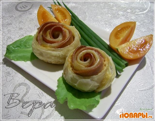 Рецепт Закуска или десерт.