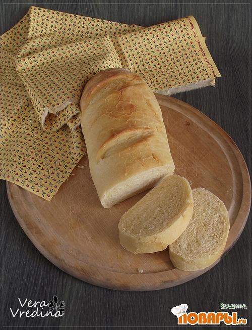 Рецепт Хлеб на сыворотке с кукурузной мукой
