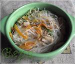 Фунчоза(китайский салат).
