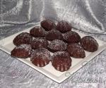 Шоколадные мадленки.