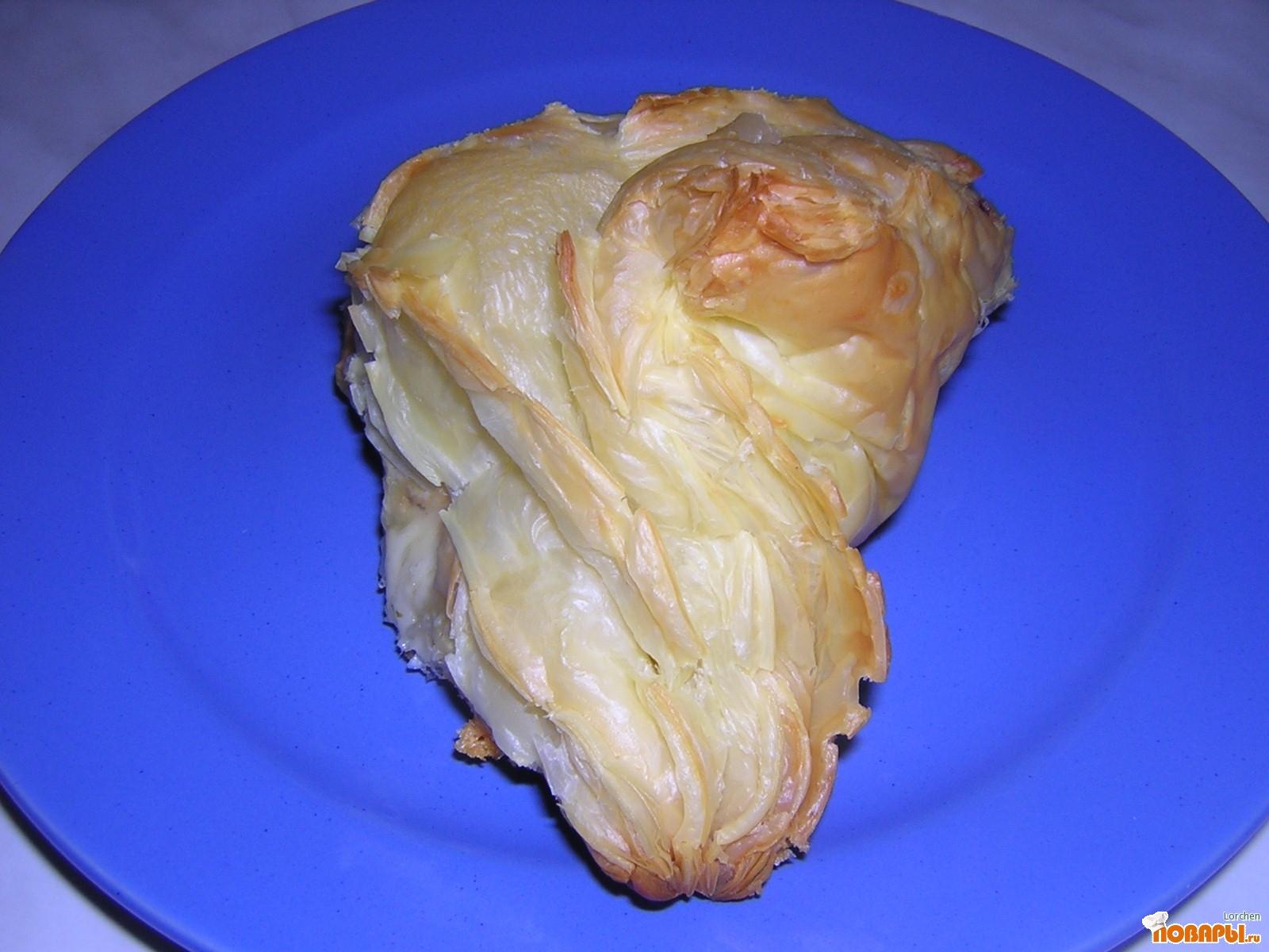 Рецепт Самса с сыром