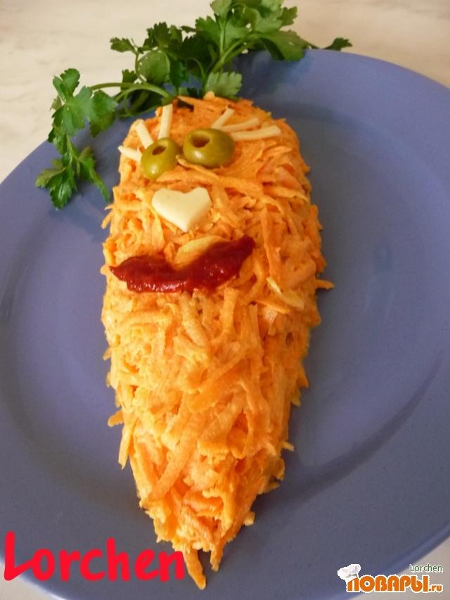 Рецепт Влюблённый Морков