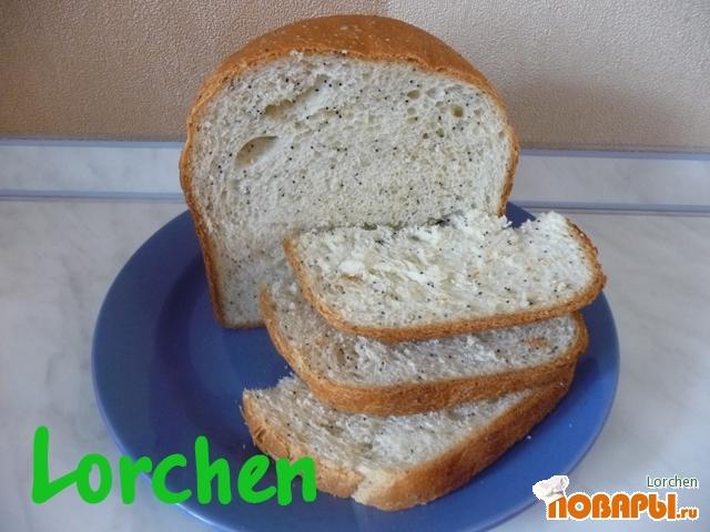 Рецепт Хлеб с маком