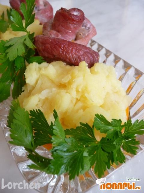 Рецепт Апельсиновый ужин